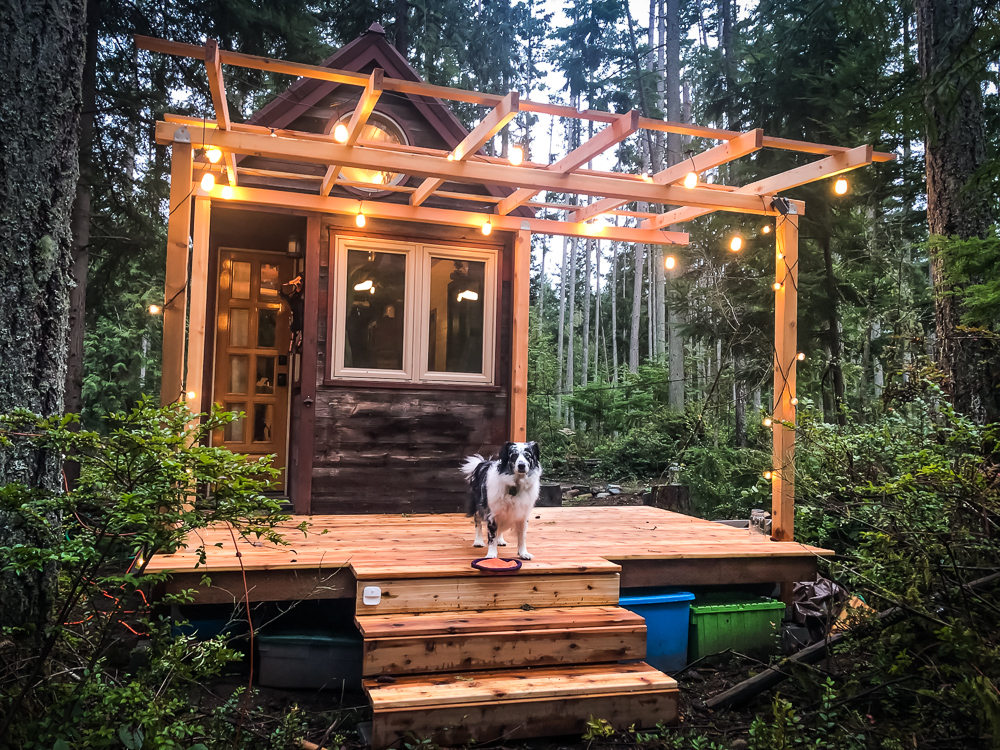 tiny house airbnb near me