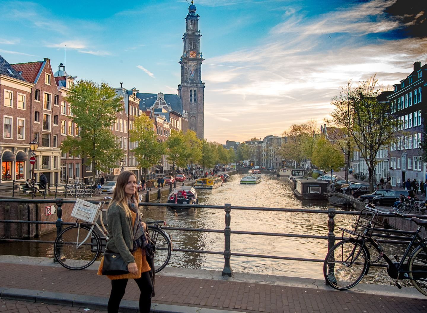 2 Days in Amsterdam: Layover without a Hangover (It's a Miracle!)