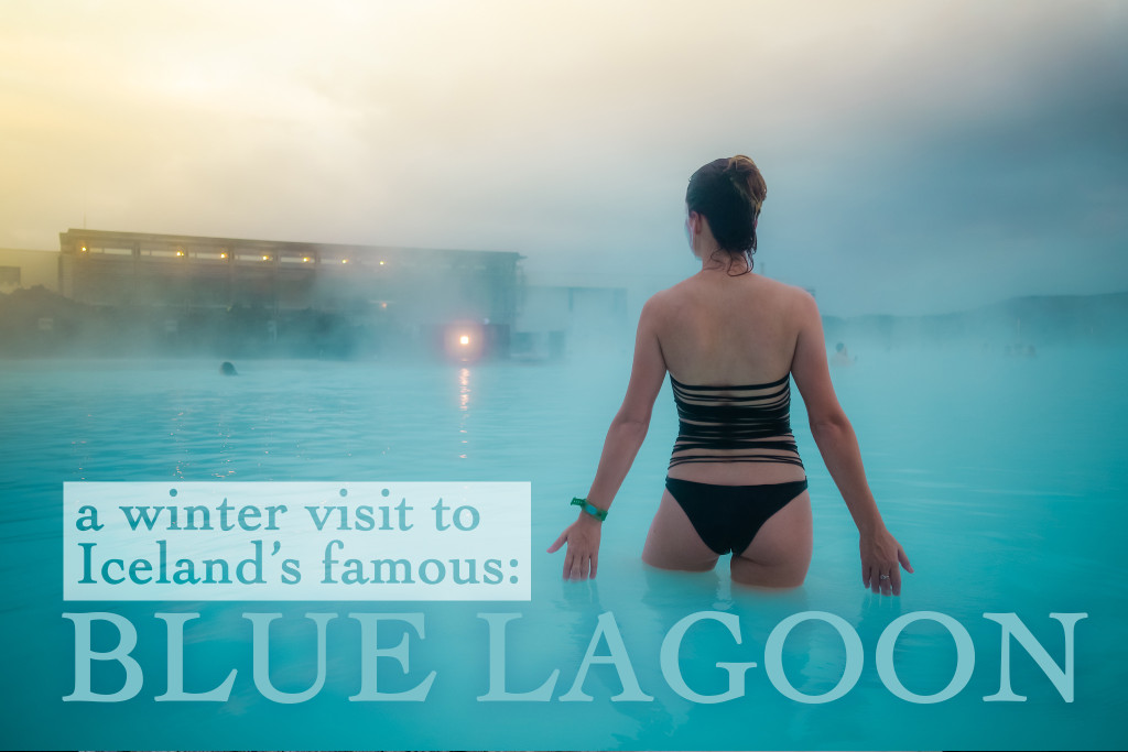 Winter at Iceland Blue Lagoon