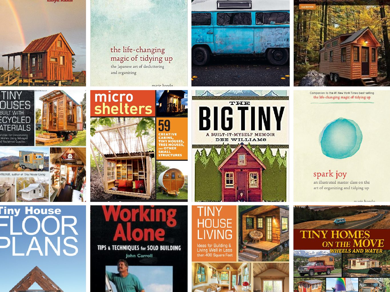 Best Tiny House Books For Inspiration Downsizing Building And Alternative Living