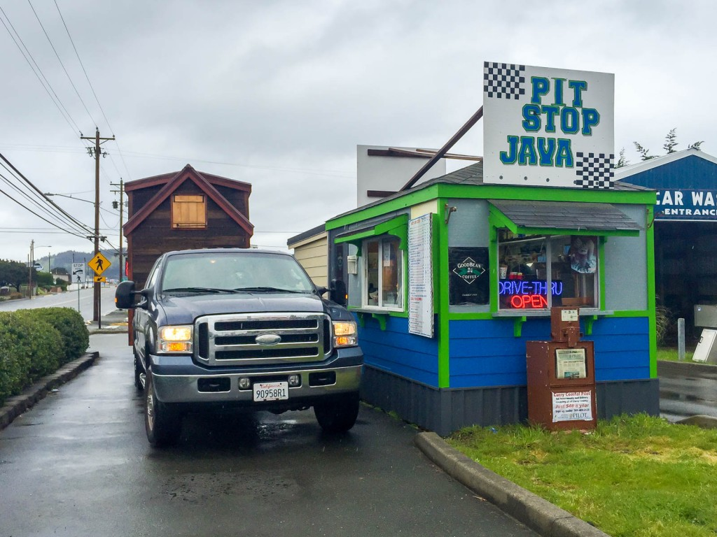 Tiny House Oregon Espresso Hut