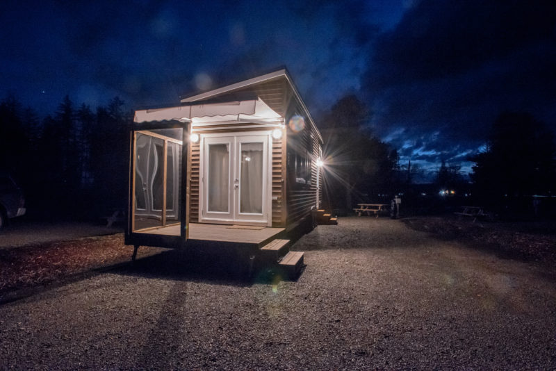 Their Spacious Tiny House Feels like a Real Home