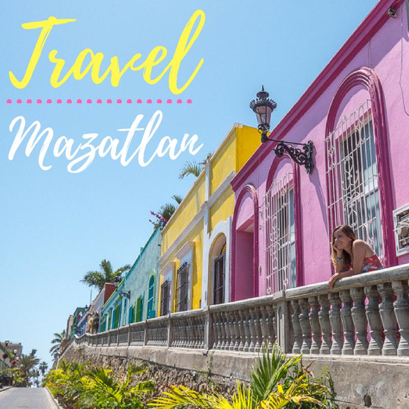 Travel to Mazatlan