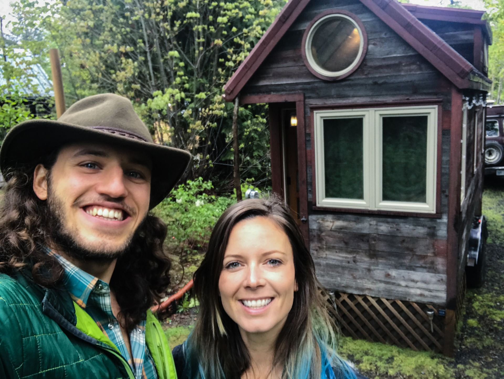 Van Dwelling Versus Tiny House Living