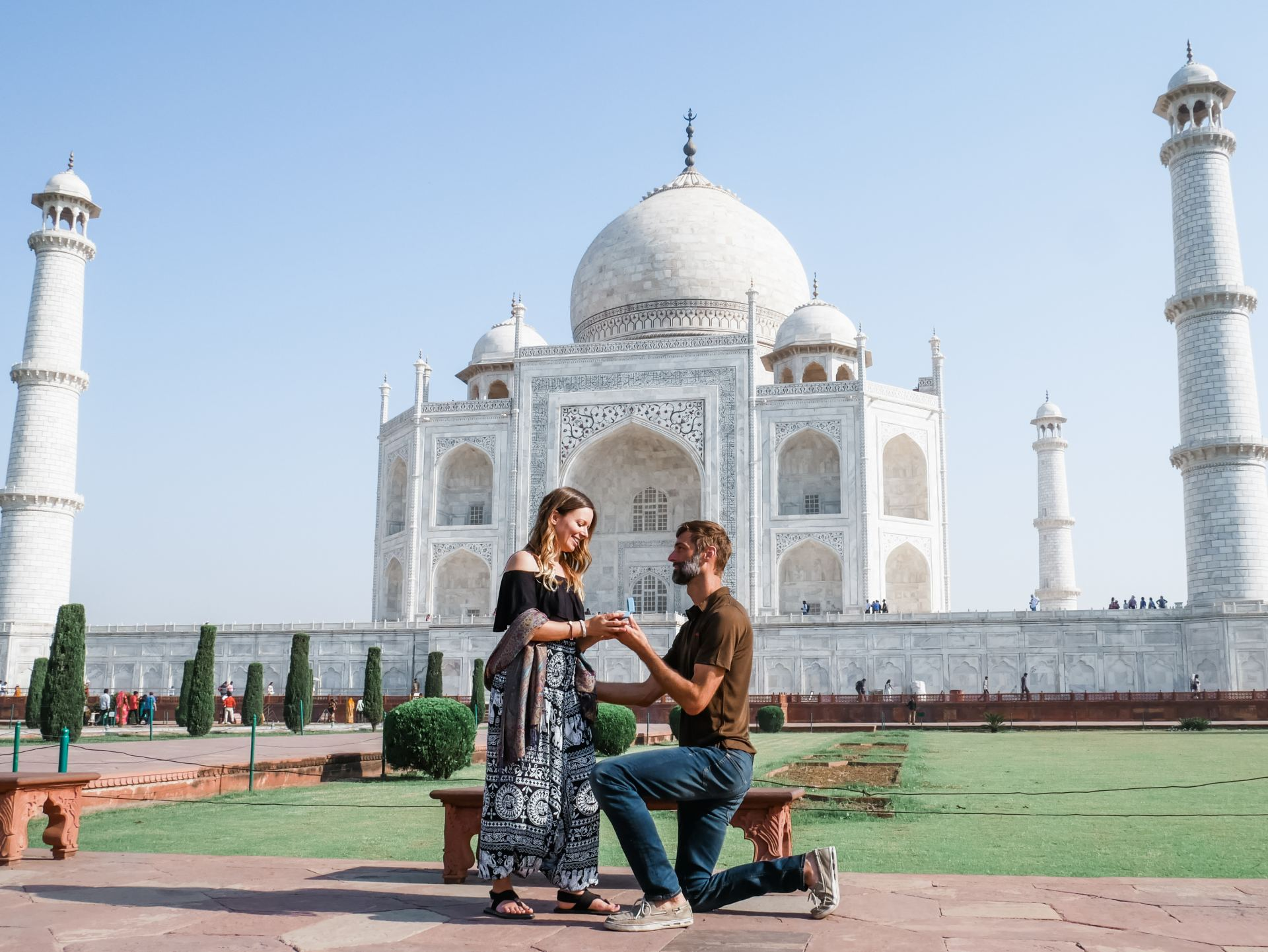 My Crazy-Amazing First Time in India!