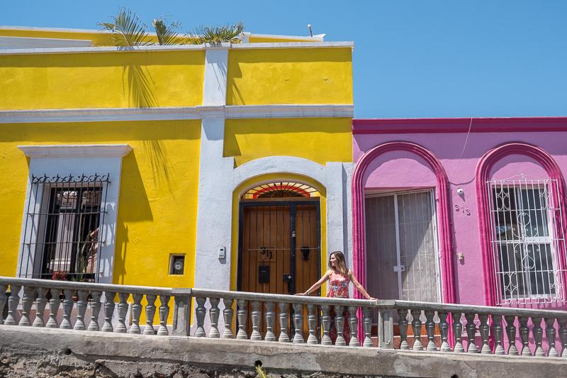 Old Town Mazatlan