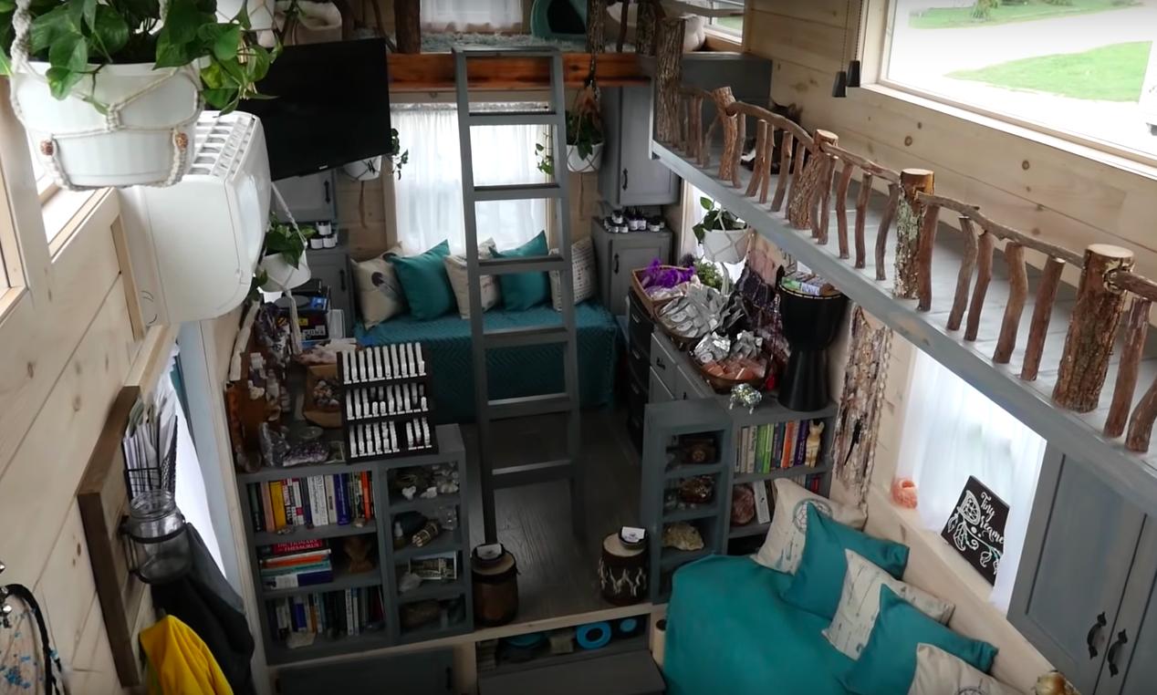 Hoarder Tiny House