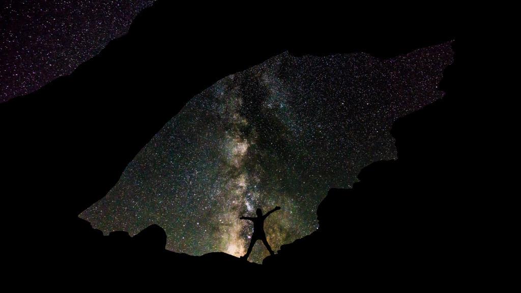 Arches North Window Milky Way - 0005