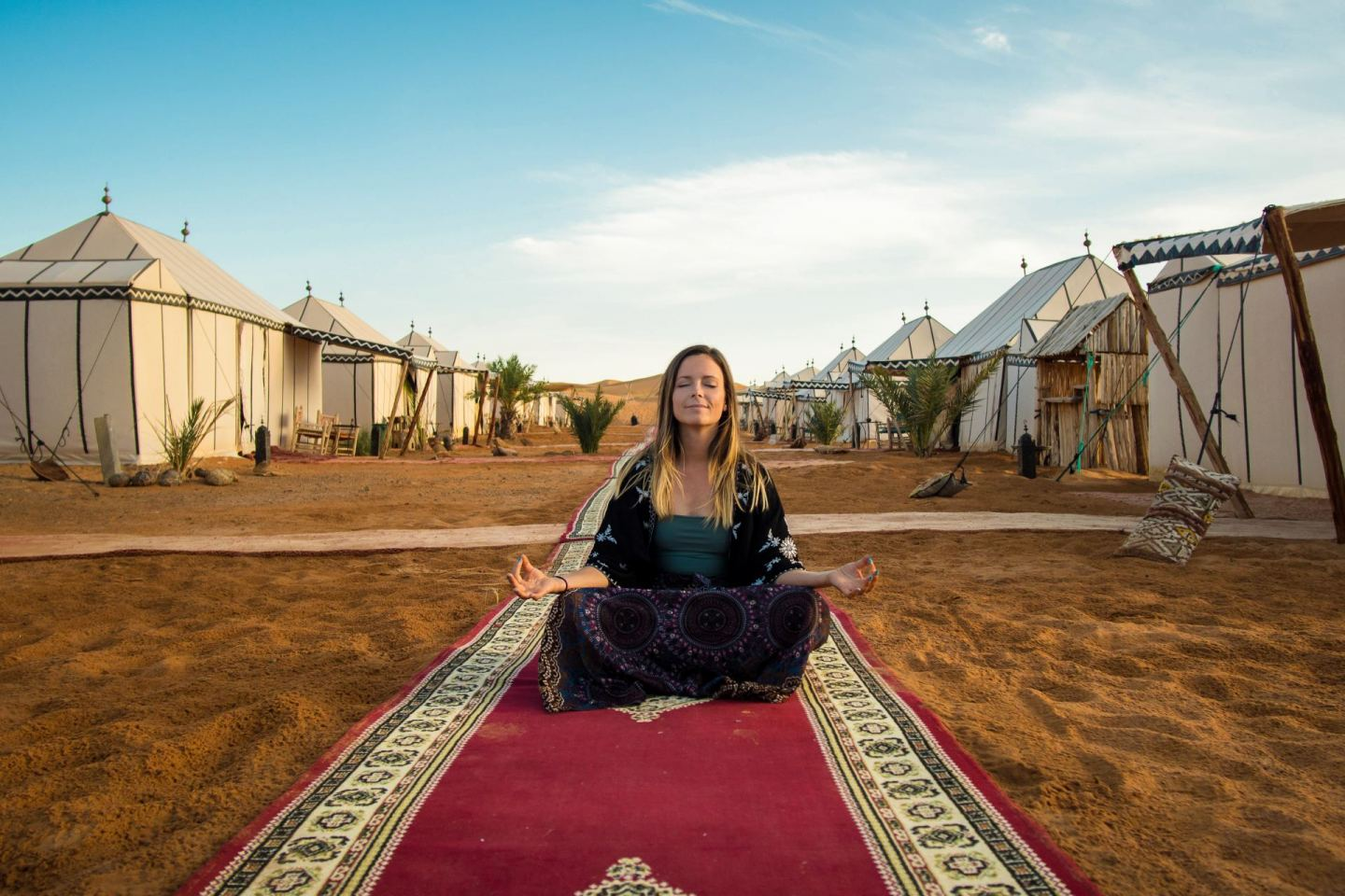 Morocco: One Week Itinerary with Glamping!