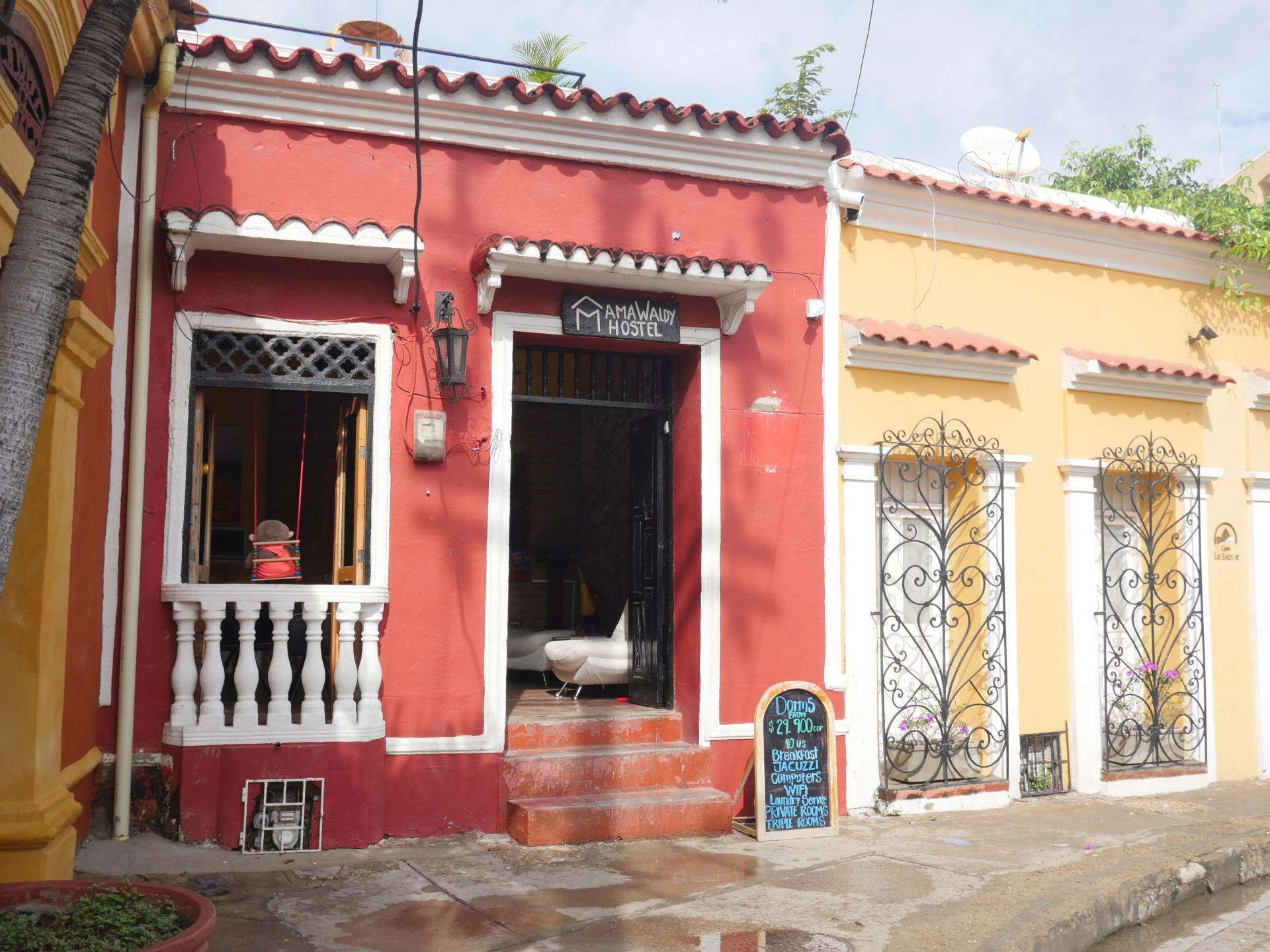 Hostel in Cartagena