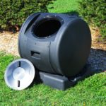 $122.23: Backyard Compost Tumbler