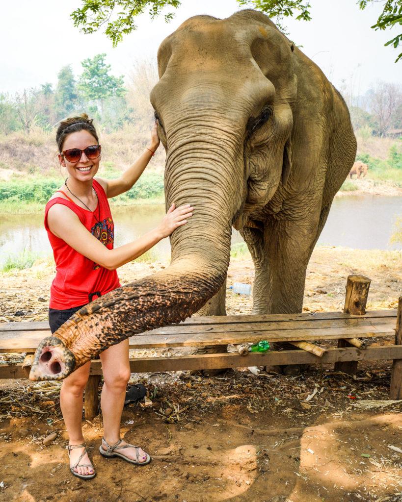 Thailand Elephant Nature Park - 0002