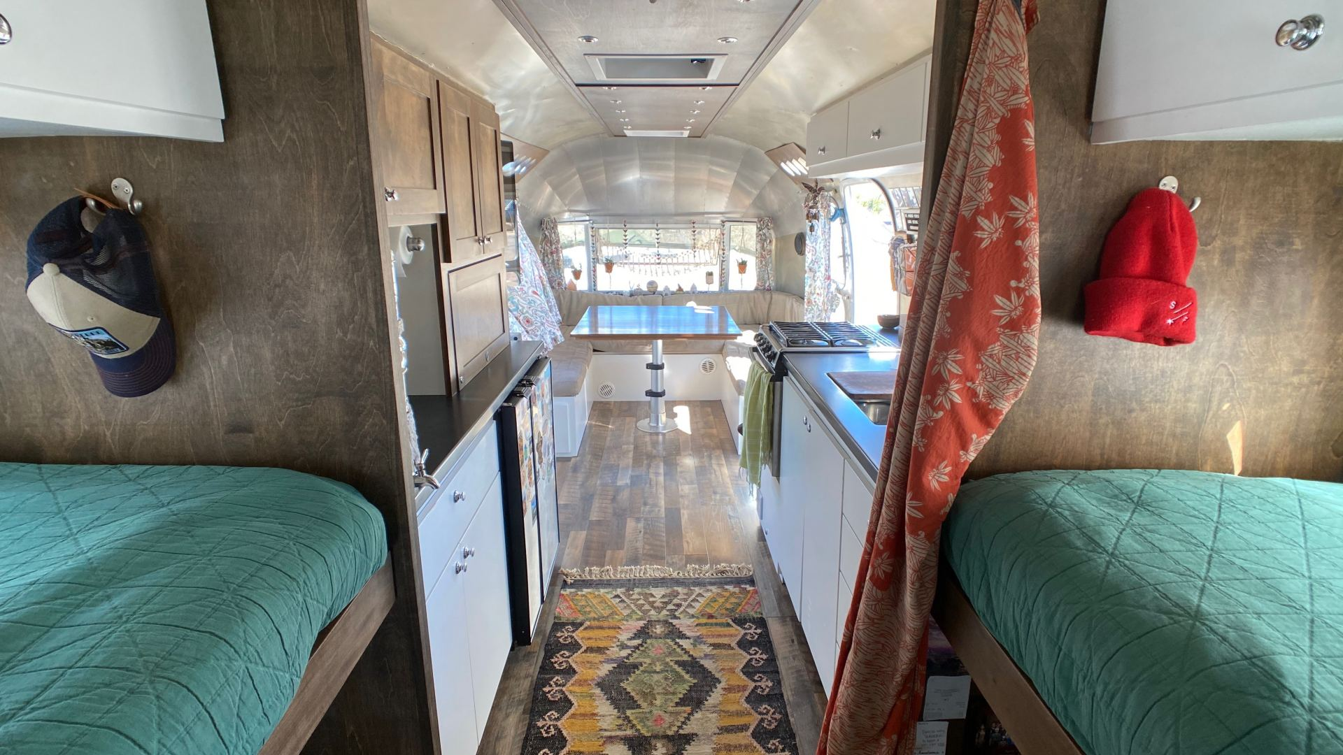 Renovated Vintage Airstream